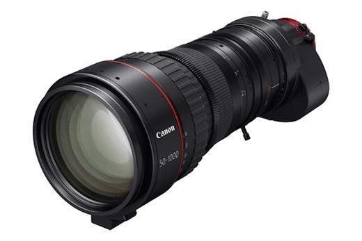 CINE-SERVO 50-1000mm T5.0-8.9