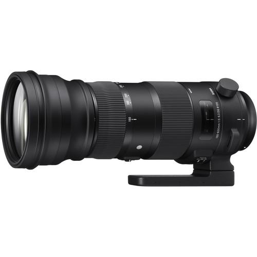 Sigma 150-600mm F5-6.3 DG OS HSM s