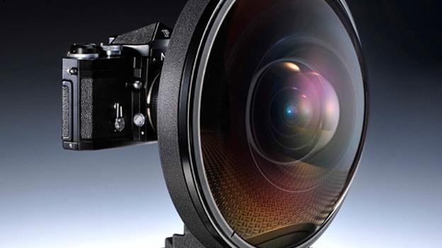 Nikkor 6mm f2.8 lens