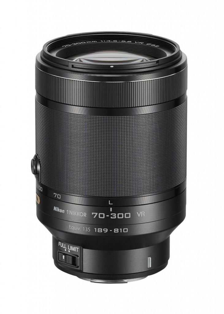 Nikon 1 NIKKOR VR 70-300mm f4.5-5.6