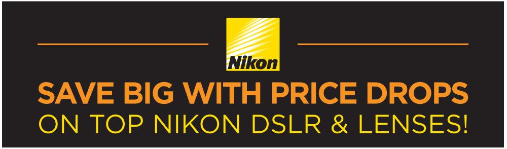 Nikon Lenses Deals