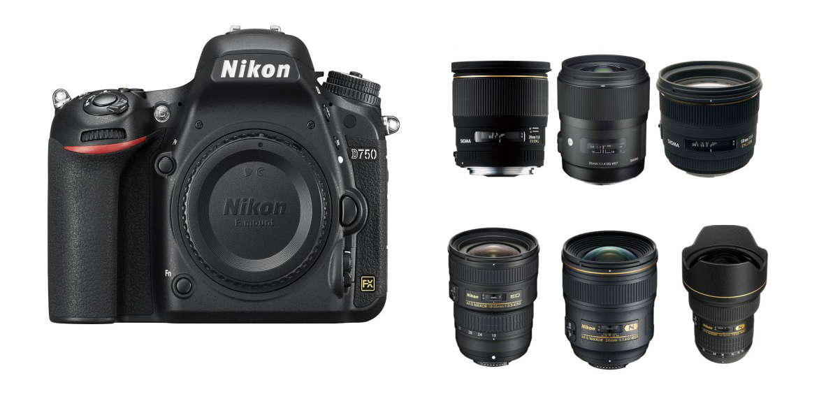 Best Wide-angle Lenses For Nikon D750 | Lens Rumors