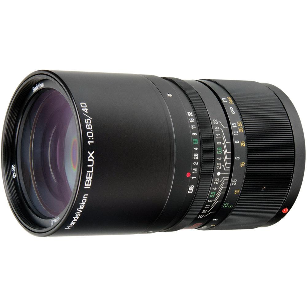40mm f0.85 lens