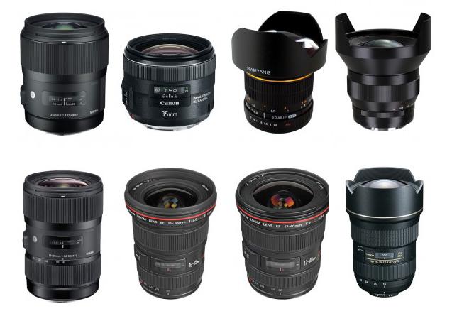Best Wide Angle Lenses for Canon DSLRs | Lens Rumors
