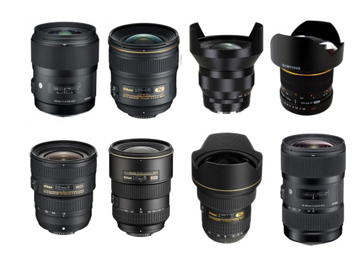 Best Wide-angle Lenses for Nikon DSLRs | Lens Rumors
