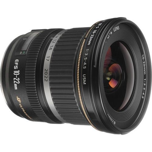 Canon EF-S 10-22mm F3.5-4.5 USM