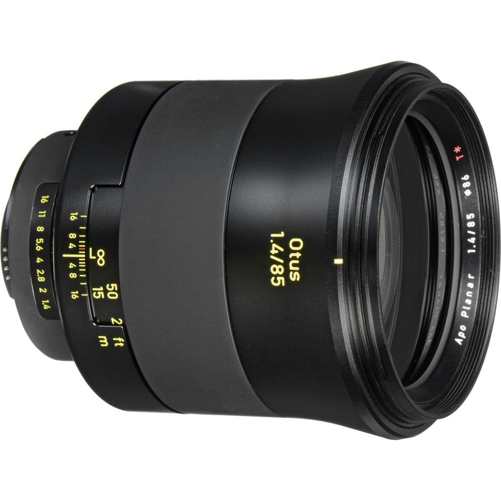 Zeiss Otus 85mm f1.4 Apo Planar T ZF.2 lens