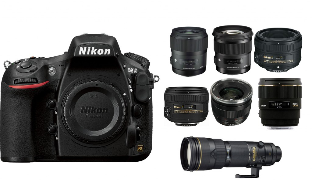 best-lenses-for-nikon-D810