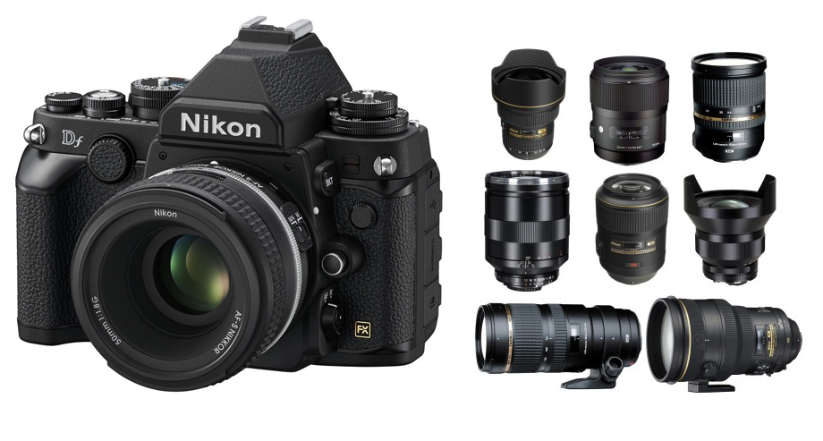 best-lenses-for-nikon-Df