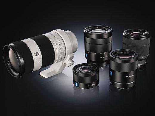 fe-lenses