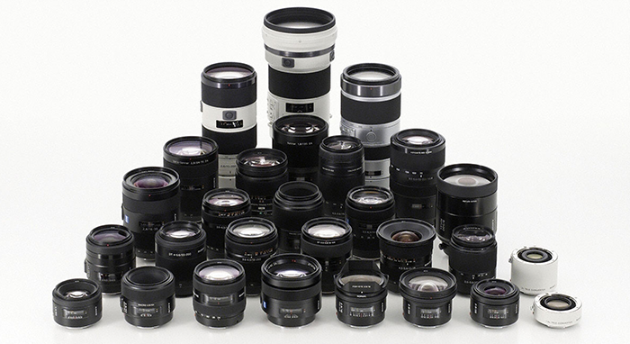 new released lenses in 2014