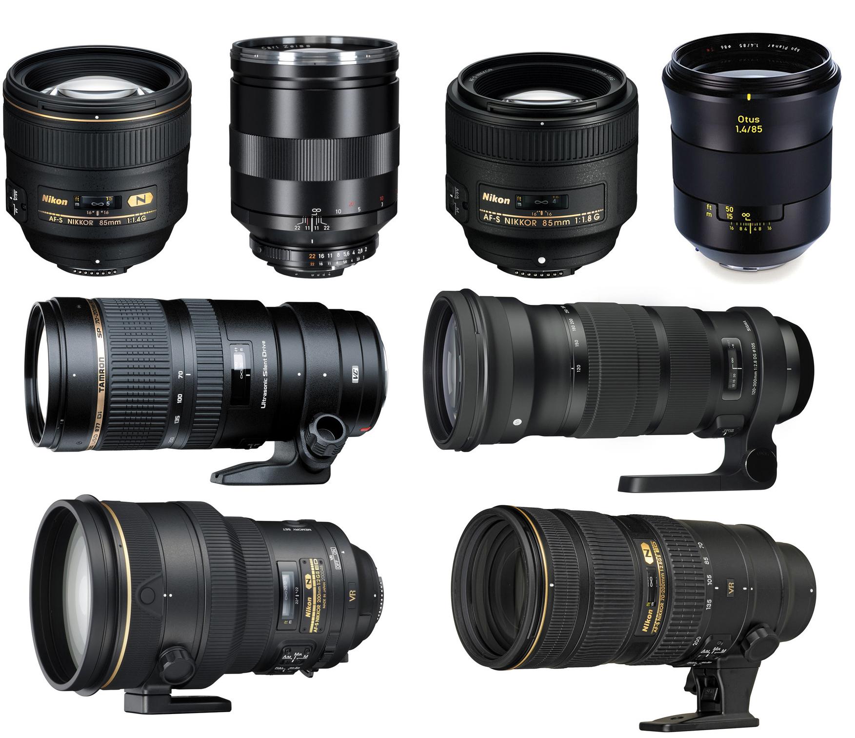 Best Telephoto Lenses for Nikon DSLRs | Lens Rumors