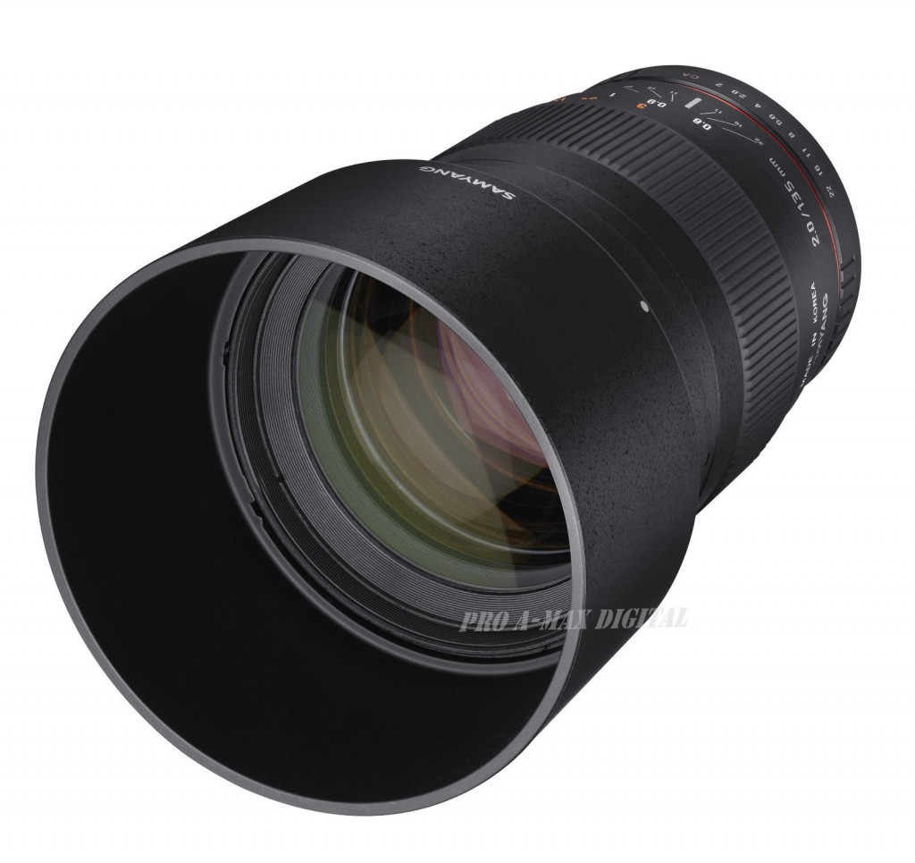 Samyang-Rokinon-135mm-f2.0-ED-Aspherical-full-frame-lens
