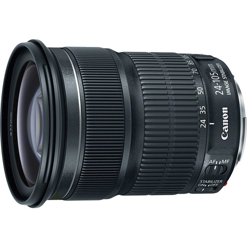 canon EF 24-105mm f3.5-5.6 IS STM Lens