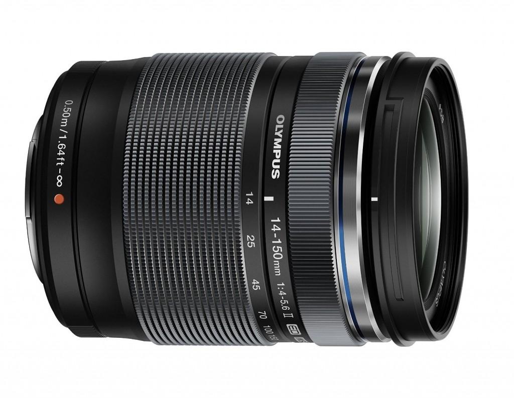 Olympus 14-150mm f4-5.6 II lens