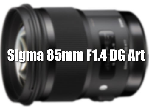 Sigma-85mm-F1.4-DG-Art-Lens