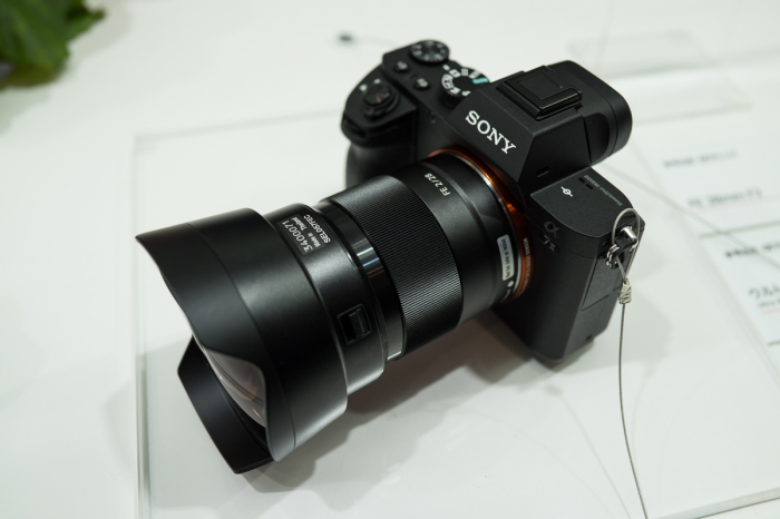 sonyFE 28mm F2
