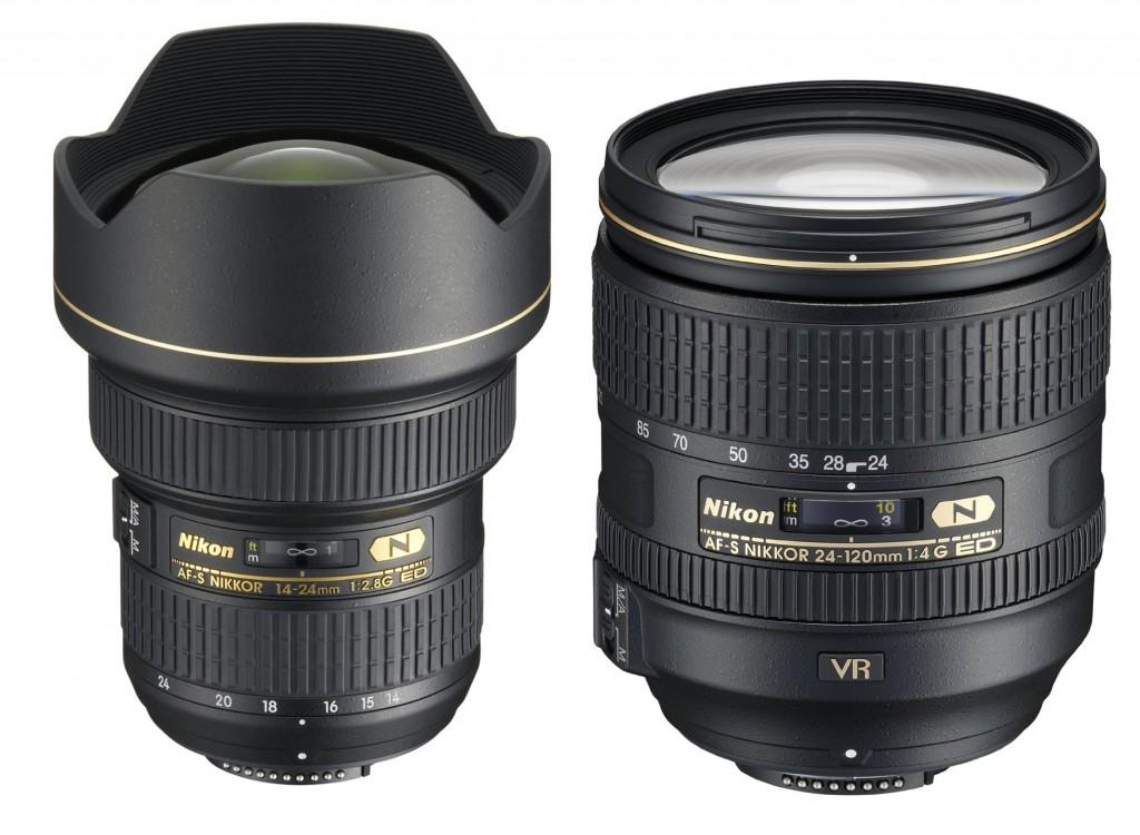 Nikon-24-120mm-&-14-24mm