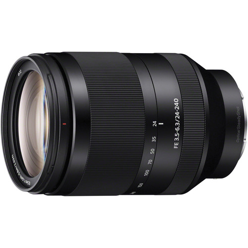 Sony FE 24-240mm F3.5-6.3 OSS Lens