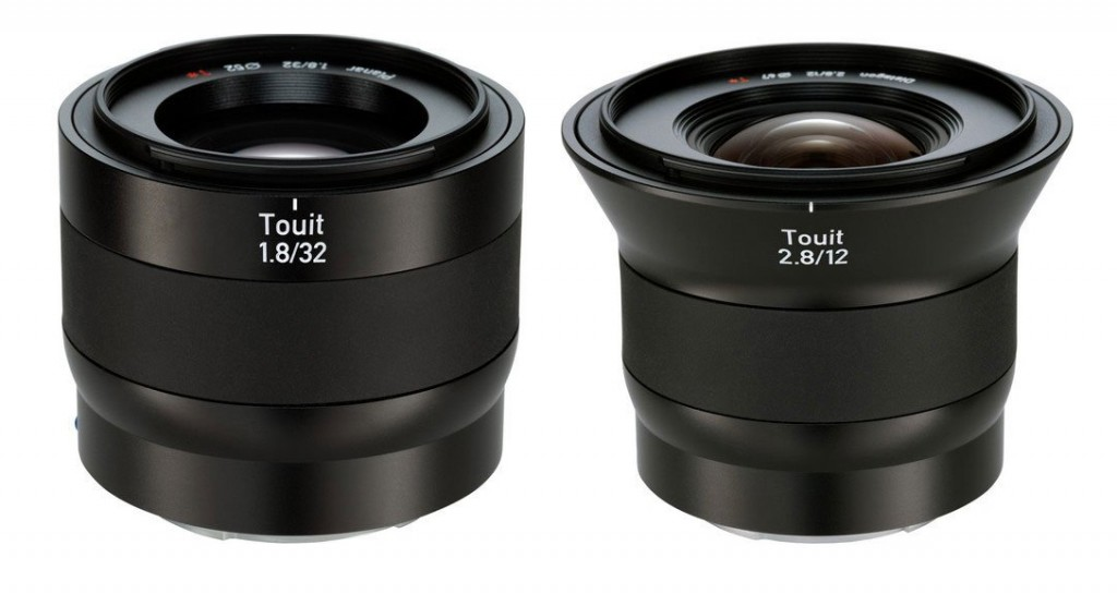 <span style='color:#dd3333;'>Hot Deals: Zeiss Touit 12mm F/2.8 for $699, 32mm F/1.8 for $499</span>