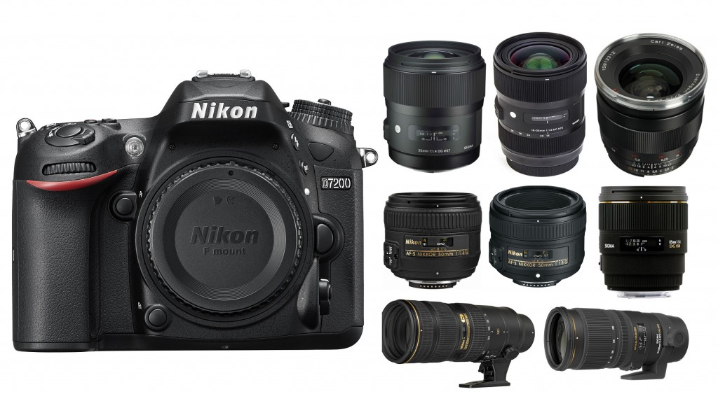 best-lenses-for-nikon-d7200
