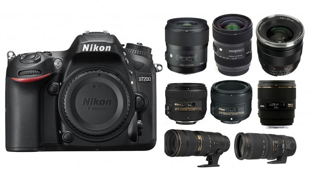 best-lenses-for-nikon-d7200