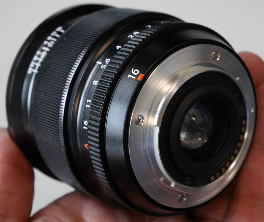 Fuji-16mm f1.4 review