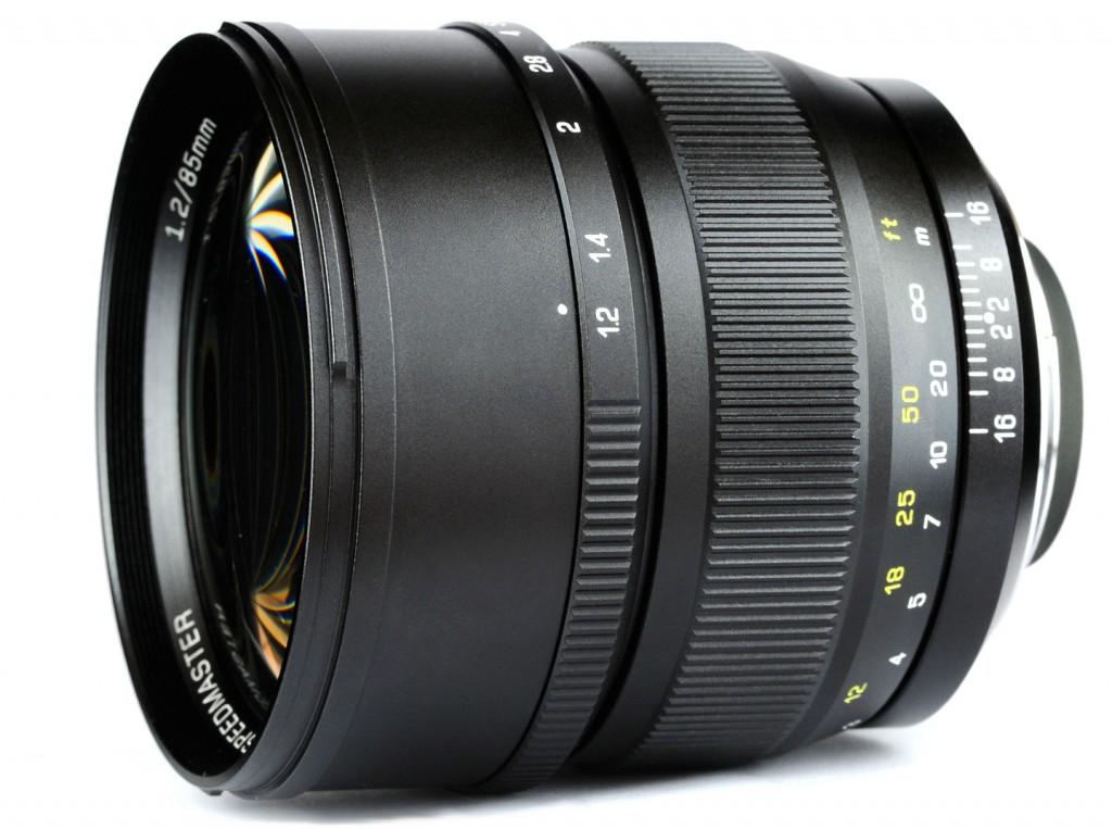 Mitakon Zhongyi Speedmaster 85mm f1.2 Prime Lens