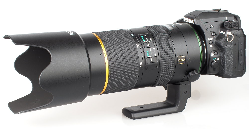 Pentax D FA 70-200mm F2.8ED DC AW review