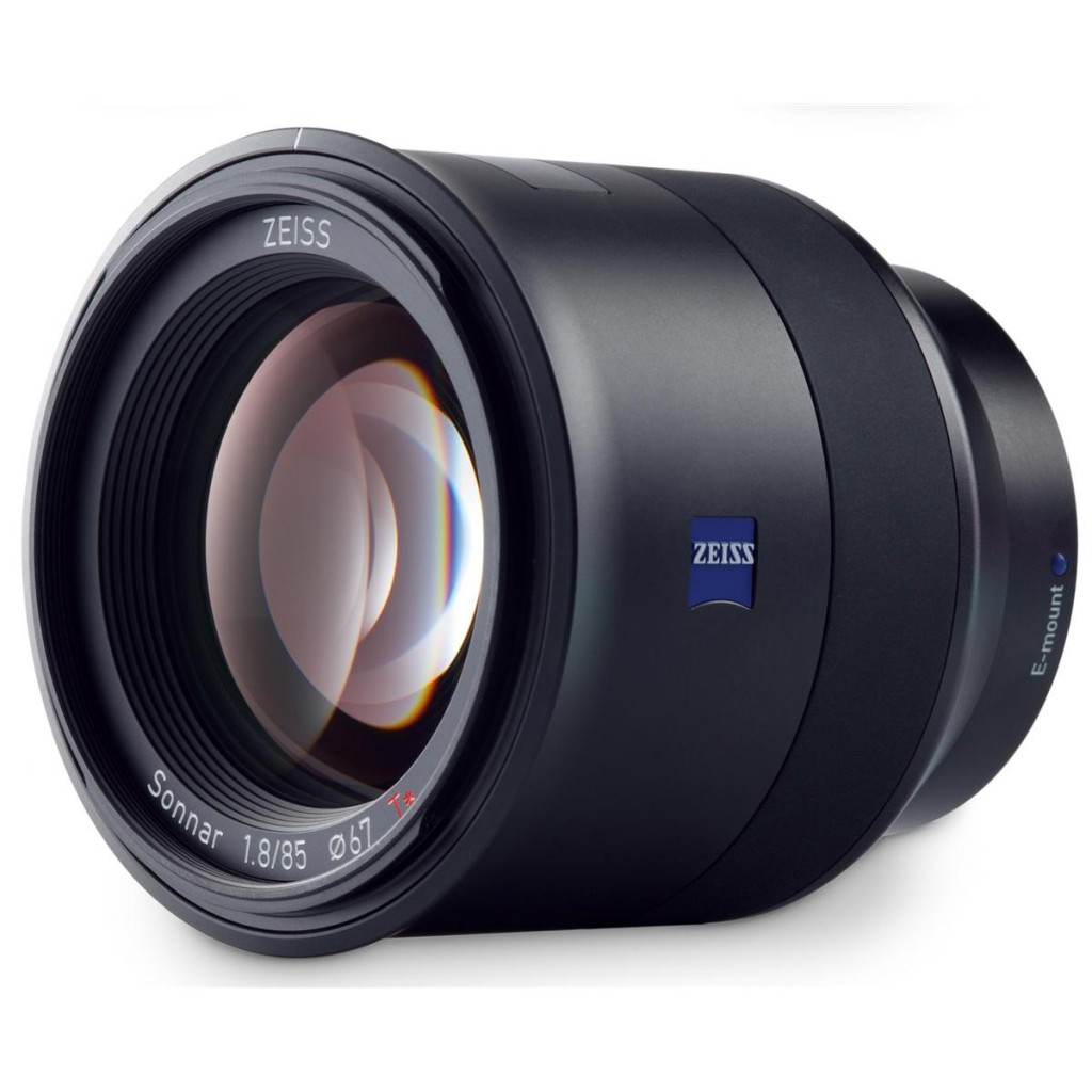 Zeiss Batis 85mm f1.8 lens