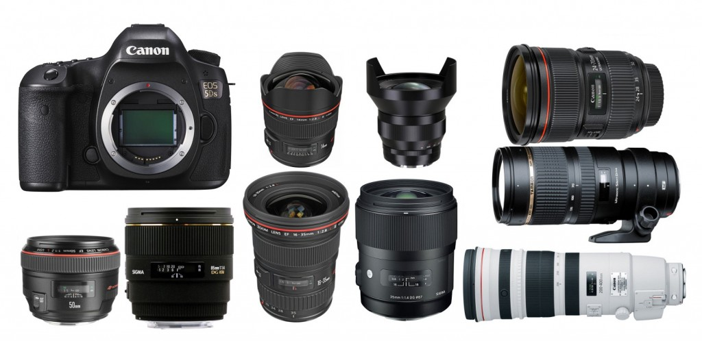 Best-lenses-for-canon-EOS-5ds--5ds-R