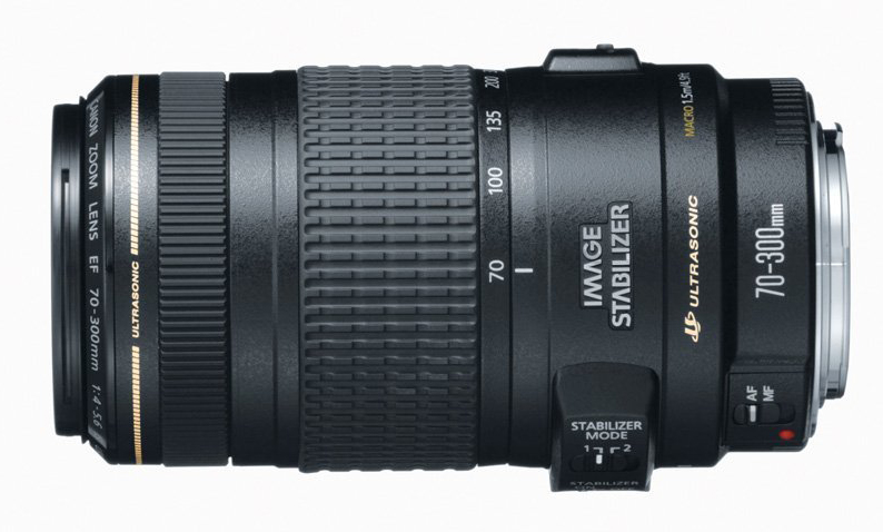 Canon-EF-70-300mm-F4-5.6-IS-USM-lens