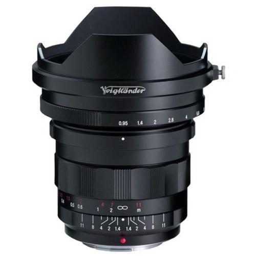 Nokton 10.5mm F0.95 lens