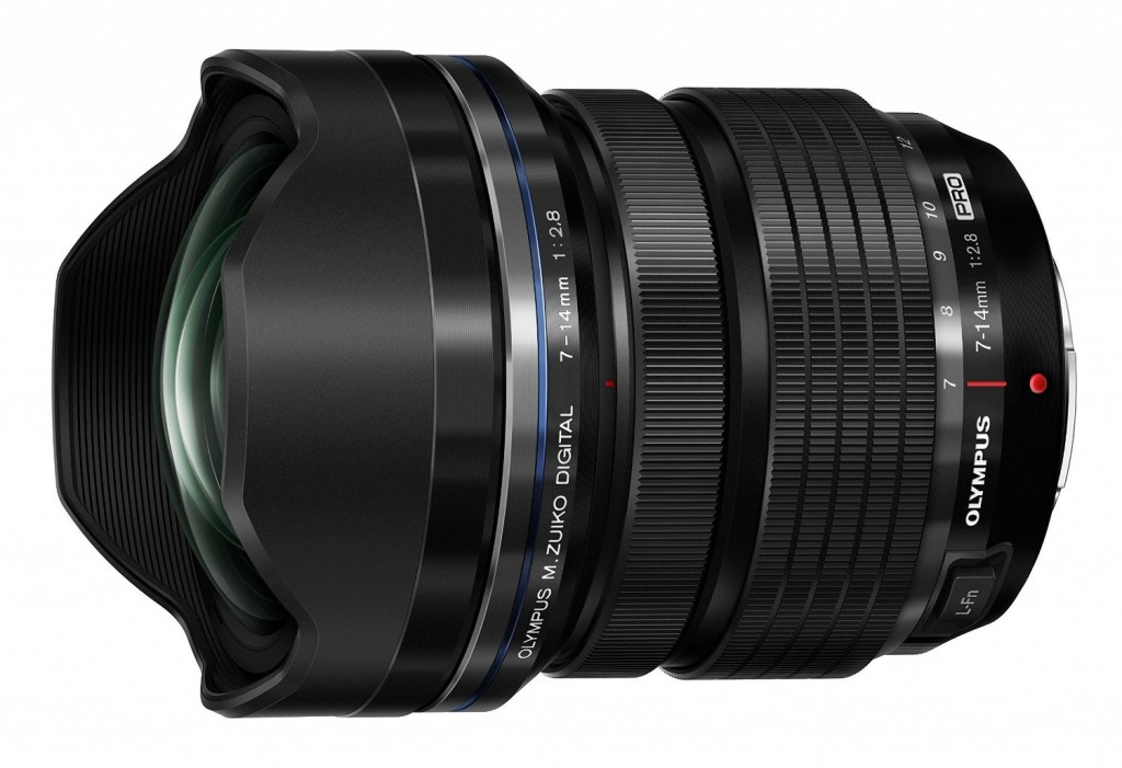 Hot Deal: Olympus 7-14mm f/2.8 PRO Lens for $839 (Grey Market)