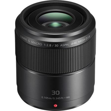 Panasonic Macro 30mm f2.8 lens
