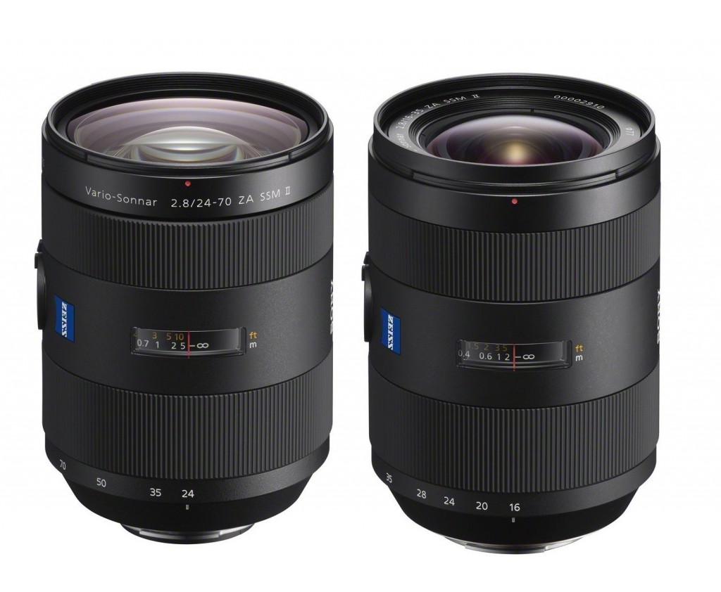 Sony-Vario-Sonnar-T-16-35mm-and-24-70mm-lenses