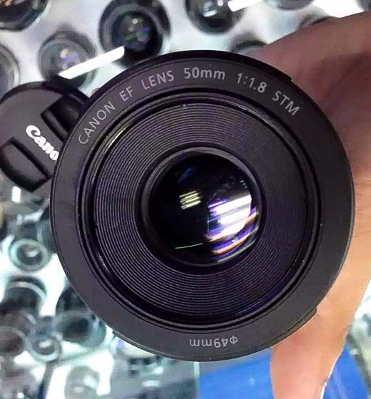 canon ef 50mm f1 8 stm lens to be announced very soon lens rumors. Black Bedroom Furniture Sets. Home Design Ideas