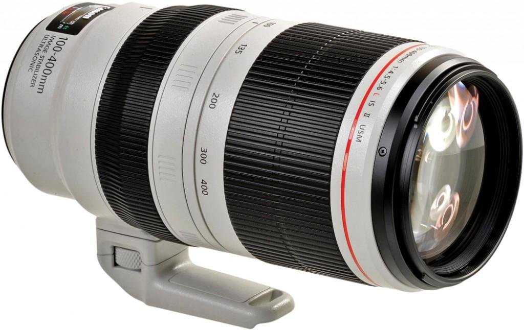 Canon EF 100-400mm F4.0-5.6L II usm lens
