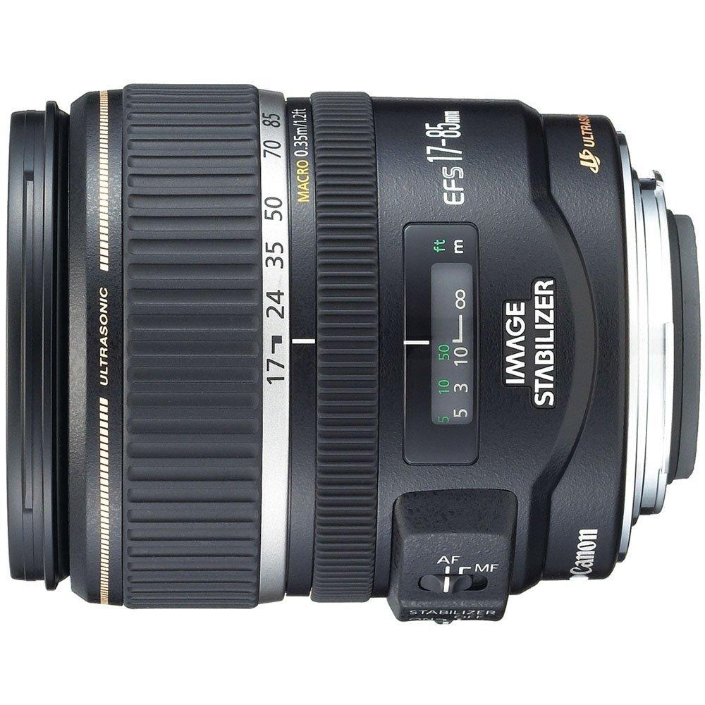 Canon EF-S 17-85mm F4-5.6 Image Stabilized USM SLR Lens