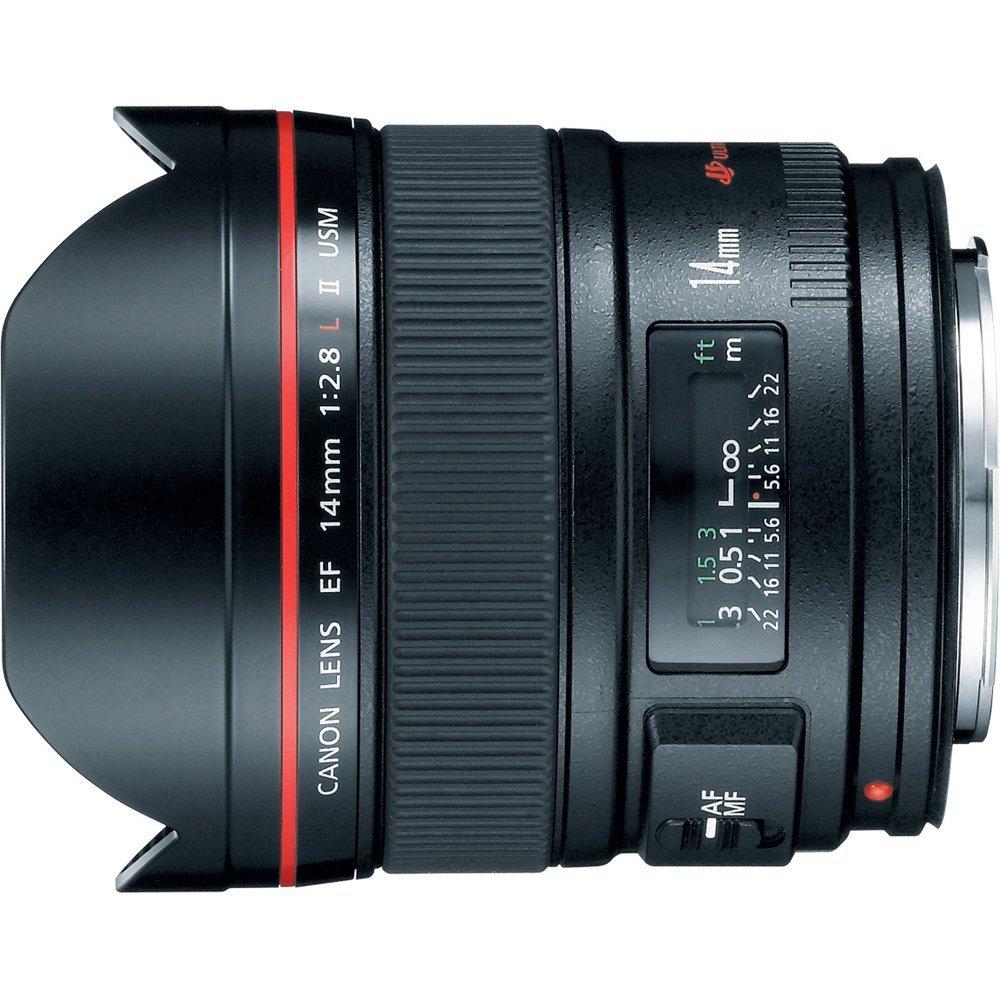 EF 14mm F2.8L II USM lens