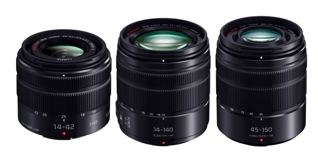 Panasonic-three-lenses