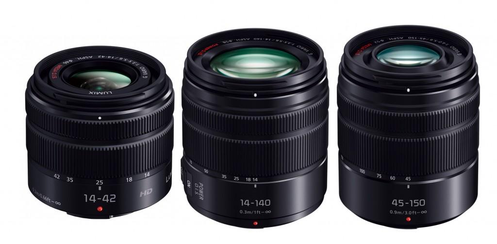 Panasonic-three-lenses