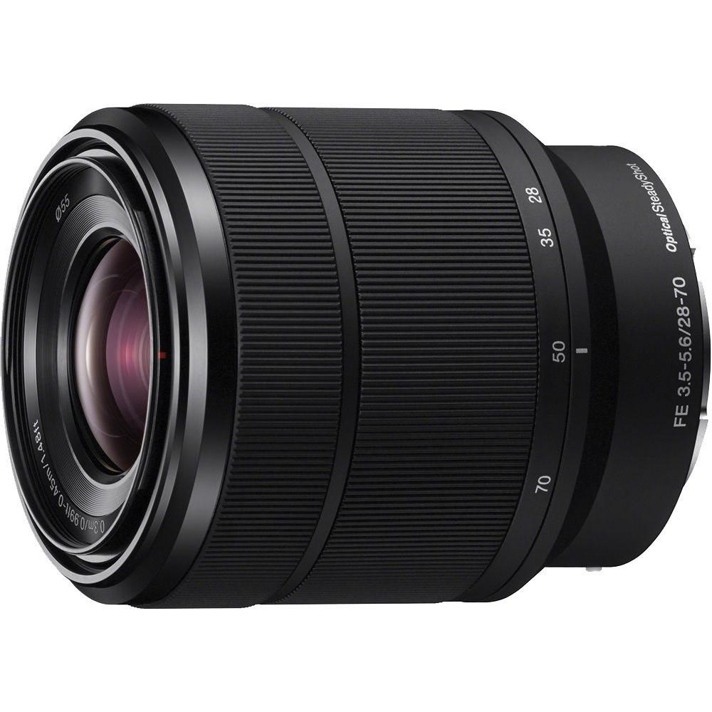 Sony FE 28-70mm f3.5-5.6 lens