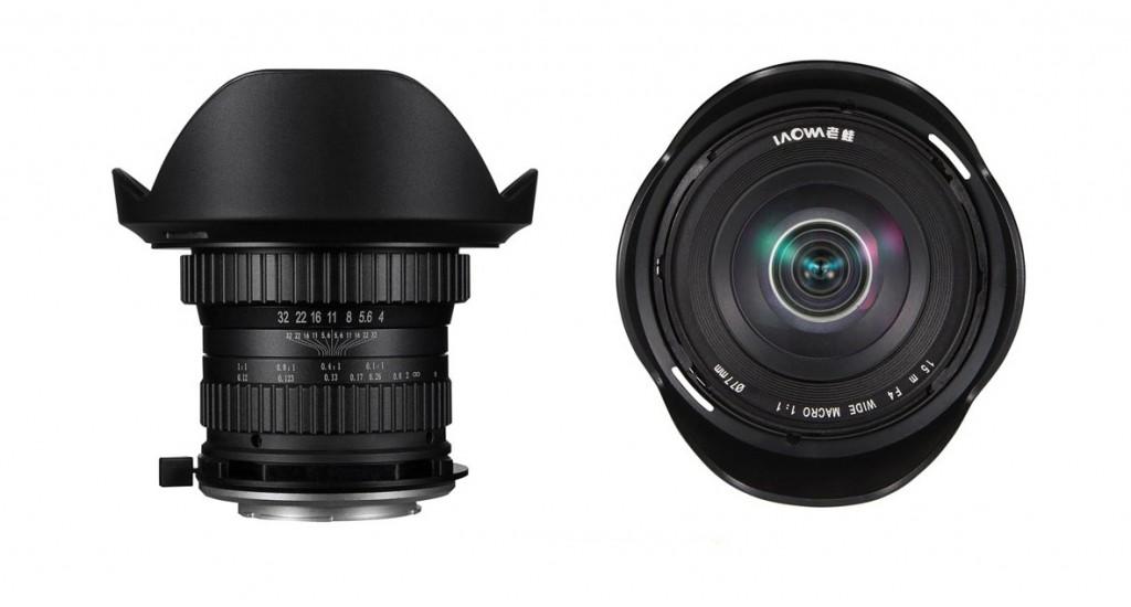 Venus Optics 15mm F4 macro lens