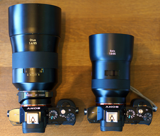 Zeiss batis lens review