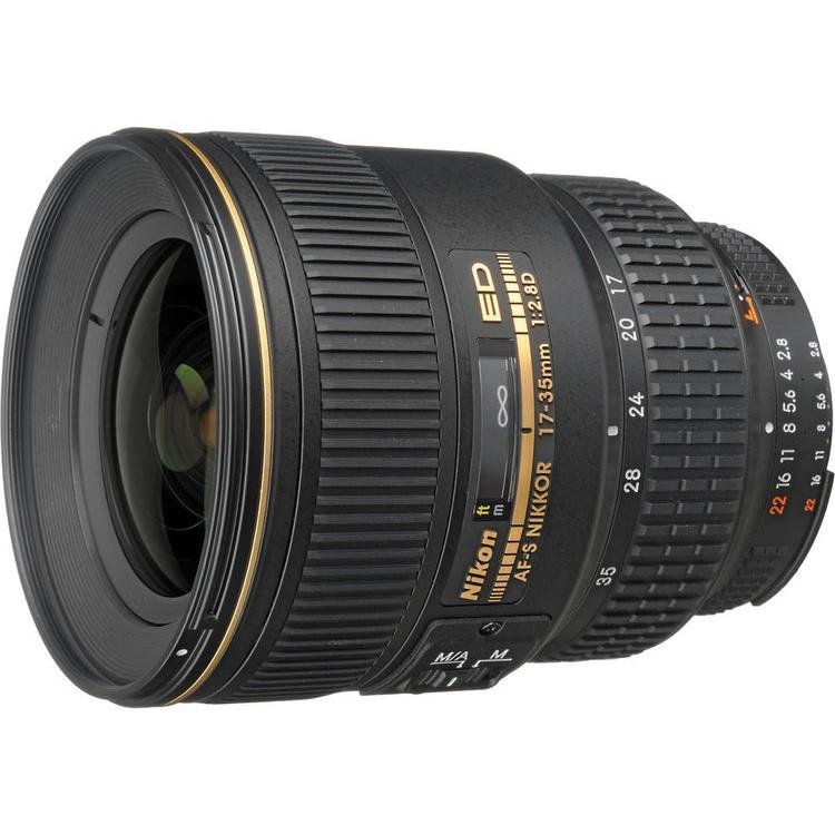 Nikon 17-35mm f2.8D ED-IF AF-S Zoom Nikkor Lens
