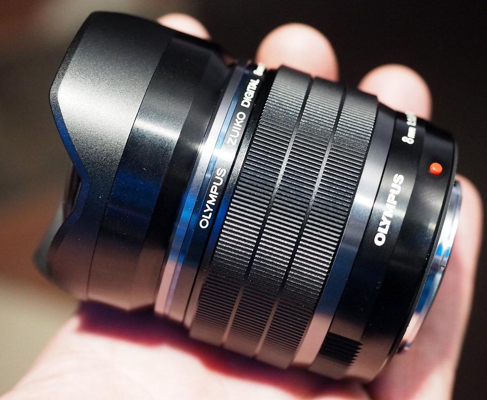 Olympus-8mm-Fisheye-PRO
