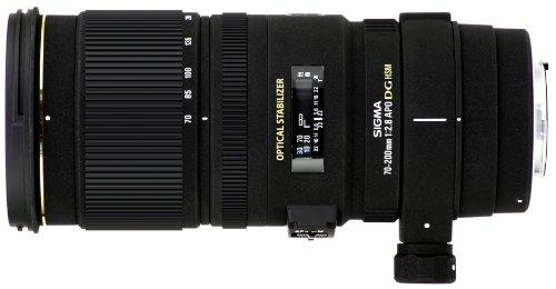 Sigma 70-200mm F2.8 lens