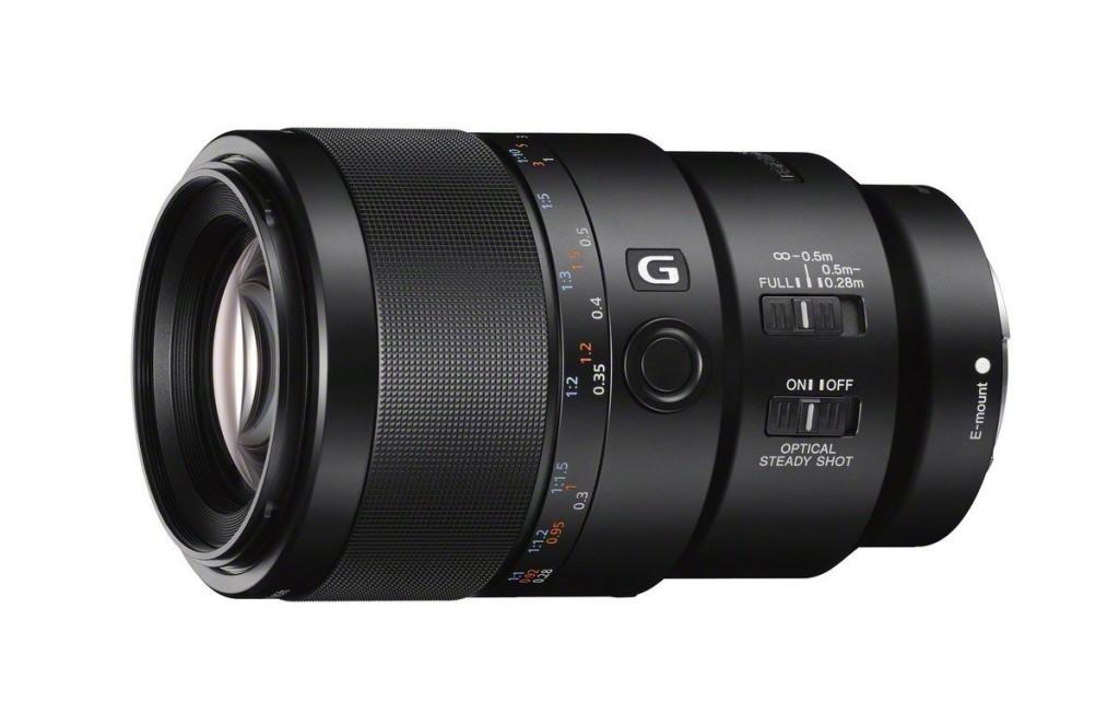 Sony FE 90mm F2.8 Macro lens