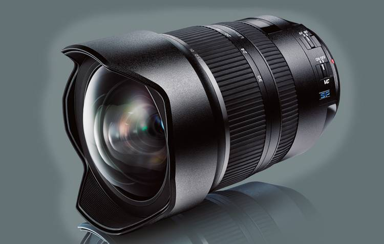 Tamron SP 15-30mm F2.8 VC Lens
